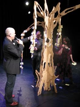 werkconferentie Kunst in Leren - boom